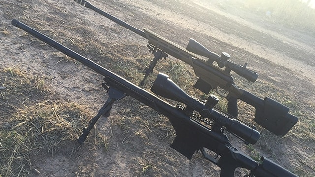 Gun Review: Two Savages built for the long range (VIDEO)