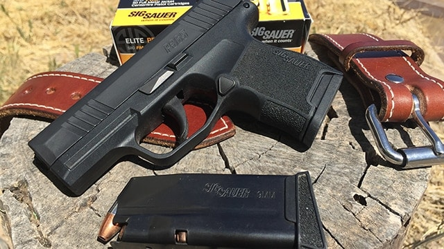 Gun Review: The almost perfect Sig Sauer P365 (VIDEO)