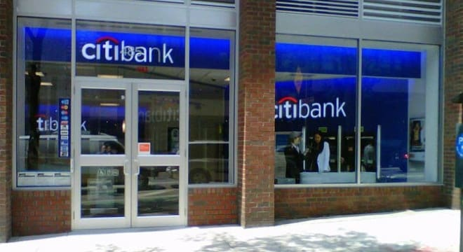 Citibank could lose out on a big chunk of federal charge card business due to new guidelines the company adopted last month on gun commerce. (Photo: Citibank/Facebook)