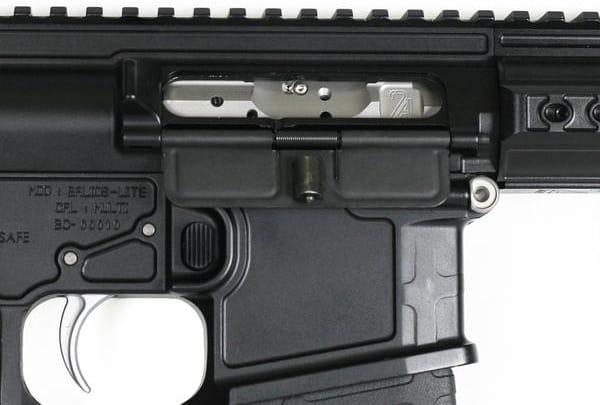 2A Armament supplies new titanium and steel Regulated Bolt