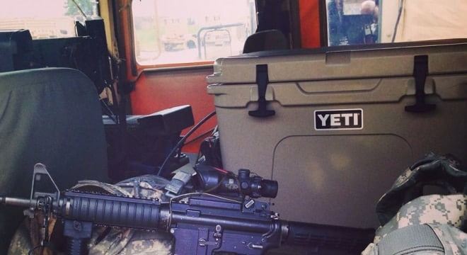 Yeti has reportedly declined to be an NRA vendor moving forward, a decision that rubbed some of the company's fans the wrong way (Photo: Yeti)