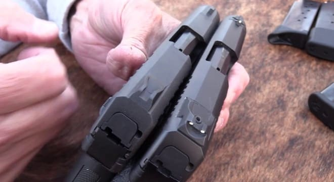 Comparing a couple of Ruger's budget 9mm compact carry guns (VIDEO)