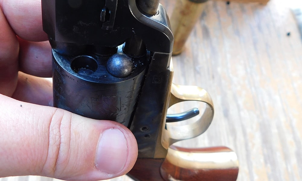 Gun Review: Taylor's Colt 1851 Navy Revolver