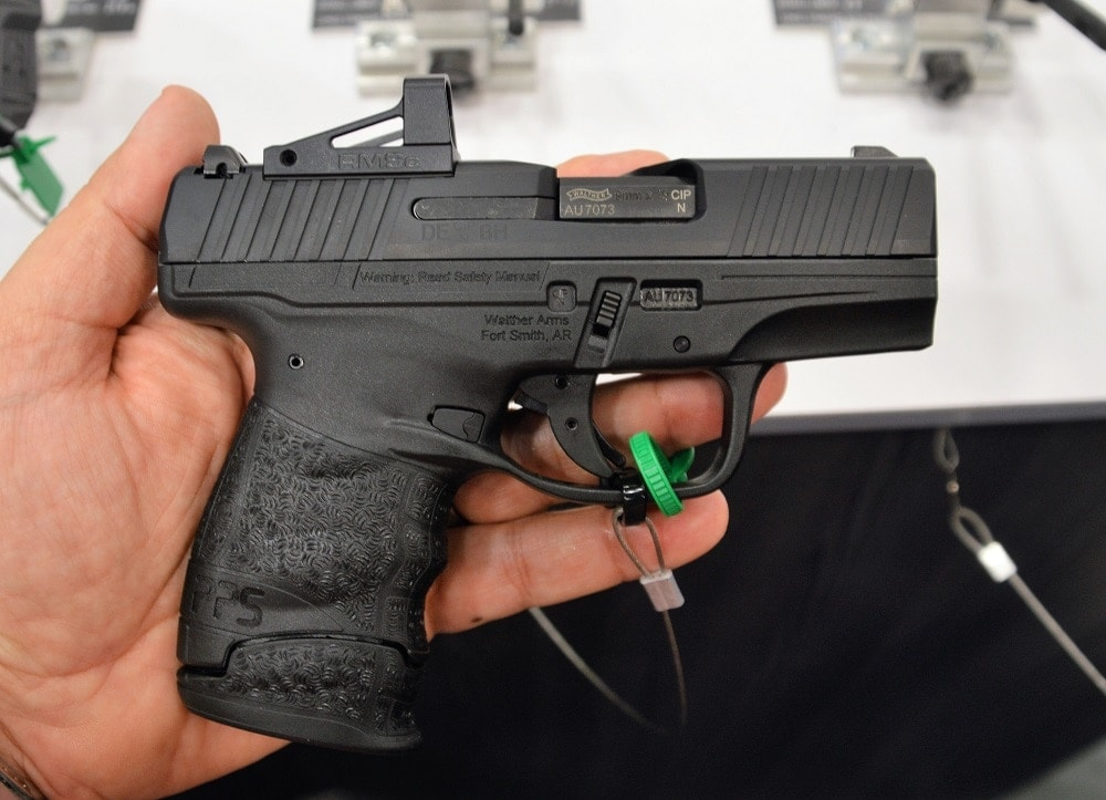 Want a factory Walther PPS M2 with a RMSc red dot? Done. (Photos: Chris Eger/Guns.com)