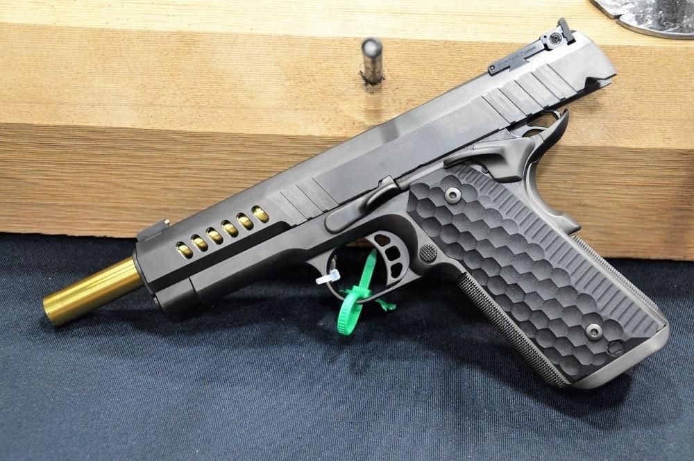 Nighthawk Custom's Chairman is impressive in every aspect (Photos: Chris Eger/Guns.com)