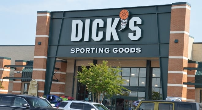 Dicks, with nearly 700 locations across the country, has reportedly hired gun control lobbyists on Capitol Hill. (Photo: Chris Eger/Guns.com)