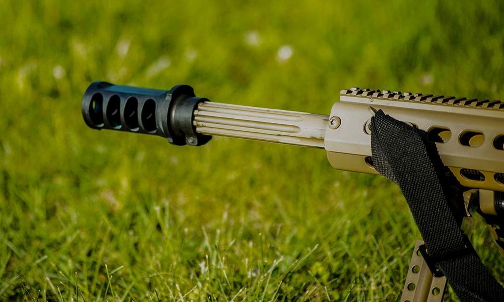 Gun Review: Barrett M107 Anti Material Rifle for the masses