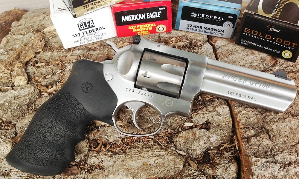 Gun Review: Ruger trumps  327 Fed market with new GP100 models (VIDEO)
