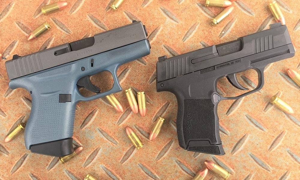 Gun Review: Glock 43 vs Sig Sauer P365 in EDC battle (VIDEO)
