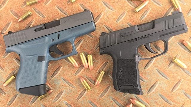 Gun Review: Glock 43 vs Sig Sauer P365 in EDC battle