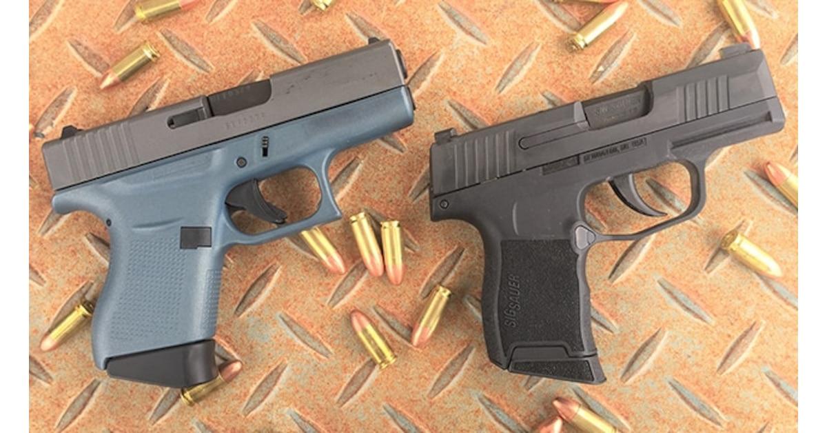 Gun Review: Glock 43 vs Sig Sauer P365 in EDC battle (VIDEO) :: Guns.com