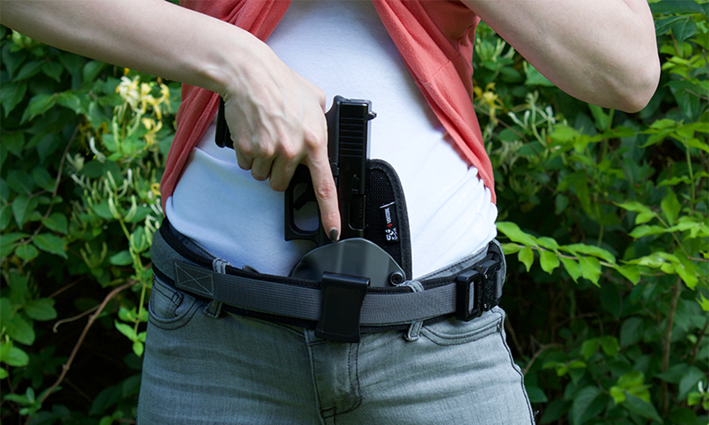 Gear Review: StealthGear USA Scorpion appendix carry holster