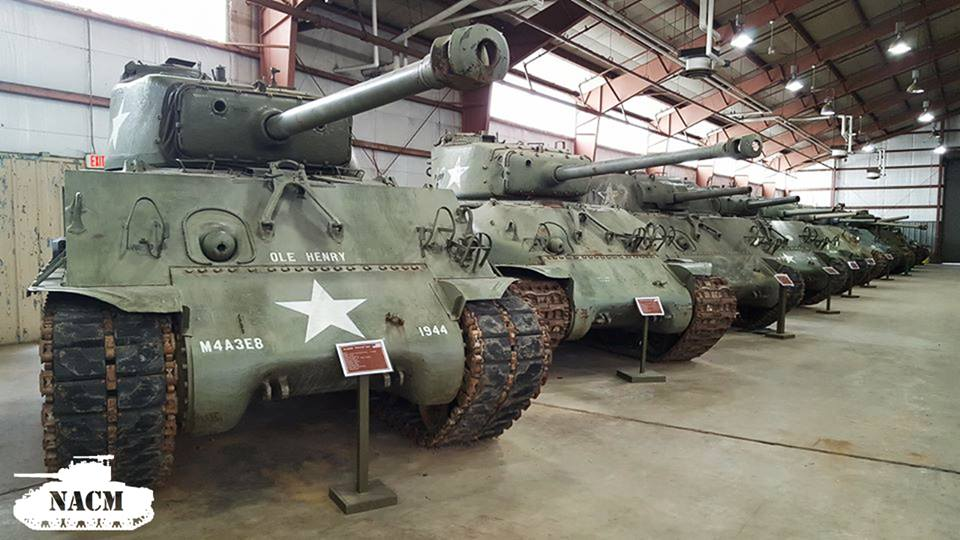 The National Armor and Cavalry Museum has amassed one of the best tank and armored vehicle collections on the planet. (Photos: NACM)
