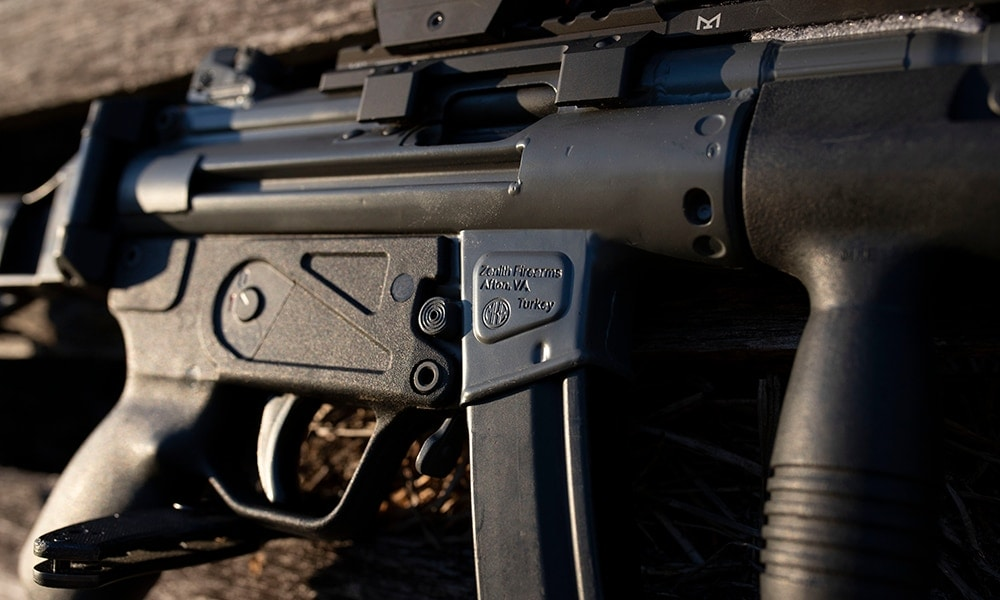 Gun Review: Bringing back the classics with the Zenith Z-5P