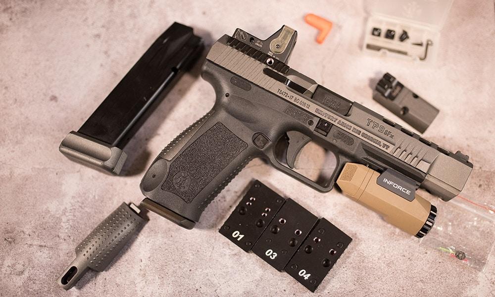 Gun Review: Canik TP9SFx - Small price, big performance (VIDEO)