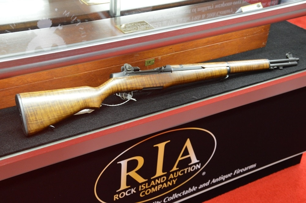 Rock Island pulled some 10,000 guns they had listed with Invaluable, who stood to make 3 percent on the sale of each. (Photo: Chris Eger/Guns.com)
