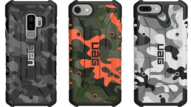 sports shoes 0ccdc 43571 Urban Armor Gear announces MIL-Spec phone cases for tactical warriors