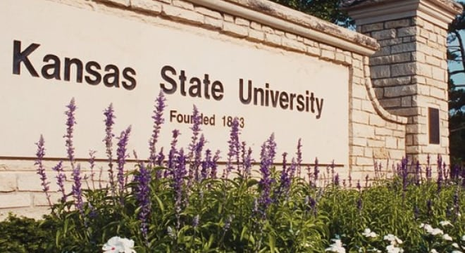 Kansas State University officials, as well as those from other schools in the state, said the first year of campus carry went off largely without an issue, and in some cases coincided with a drop in crime. (Photo: K-State)