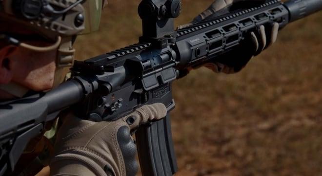 A Remington Defense R4 series platform (Photo: Remington)