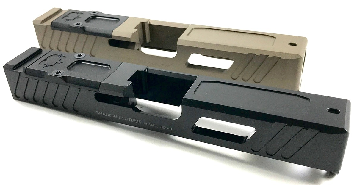 Shadow System launches Combat Special Glock 19 Slide - Guns com