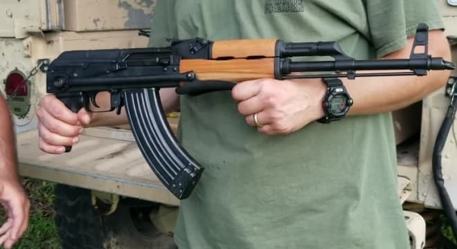 Century Arms brings Romanian WASR underfolder AKs to market (VIDEO
