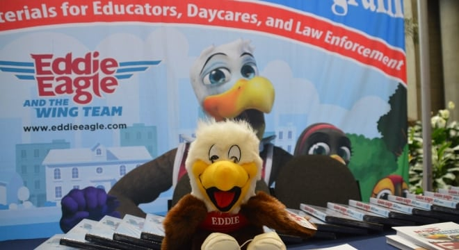 According to the NRA, the Eddie Eagle program started in 1988 and has taught over 30 million youth the basics of firearm accident prevention (Photo: Chris Eger/Guns.com)