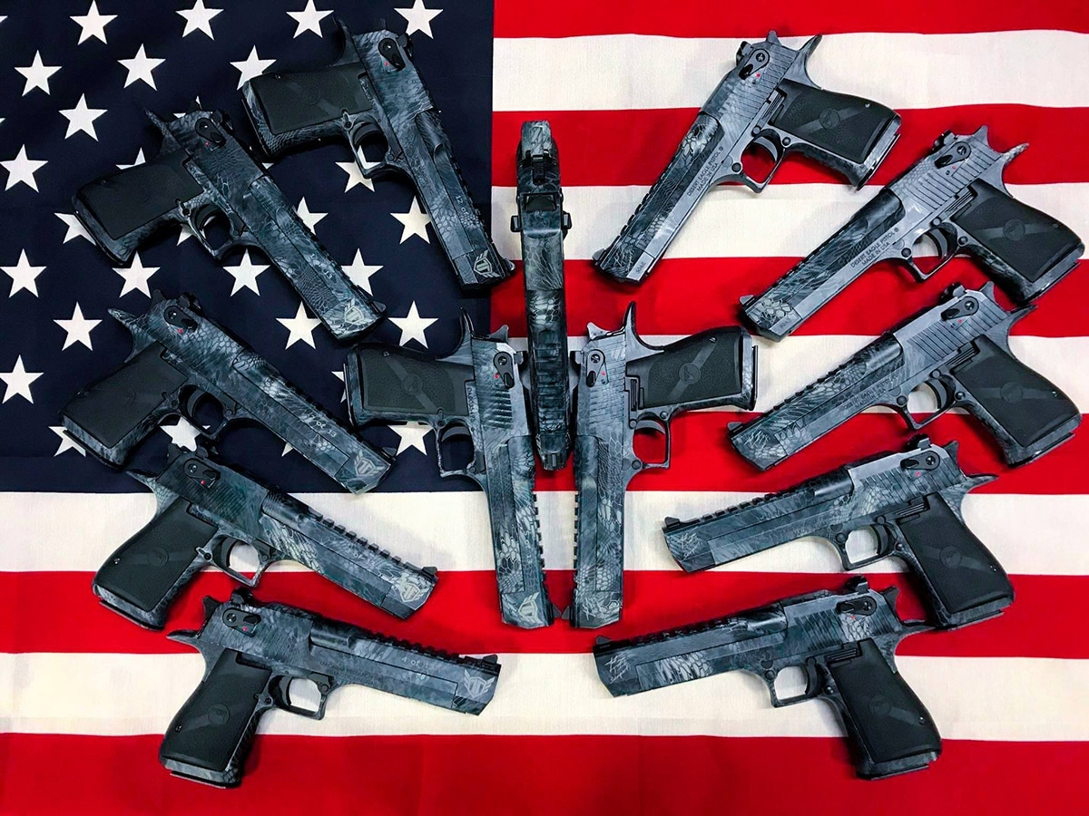 Kahr Arms, Auto-Ordnance shifts service and repair location