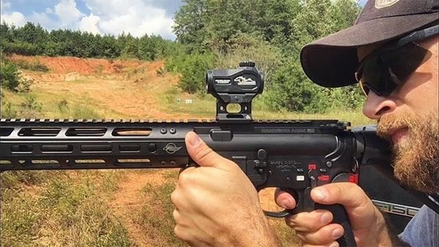 Anderson Manufacturing launches new Advanced Micro Dot sight
