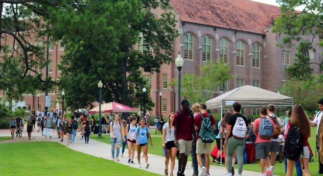 Pro-gun group takes FSU to court over firearm policy