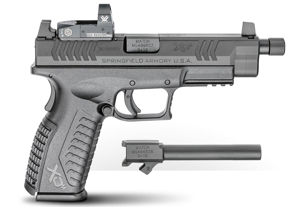 Both barrels are included. (Photos: Springfield Armory)