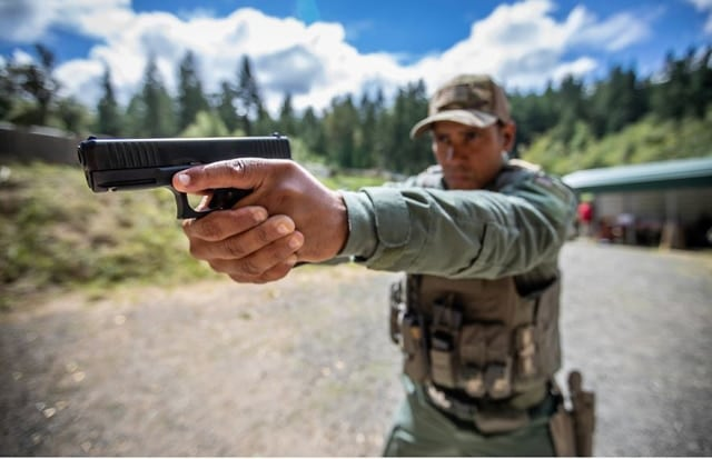 Glock introduces new Glock 45 compact crossover, Gen5 MOS