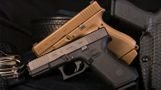 glock introduces new glock 45 compact crossover  gen5 mos
