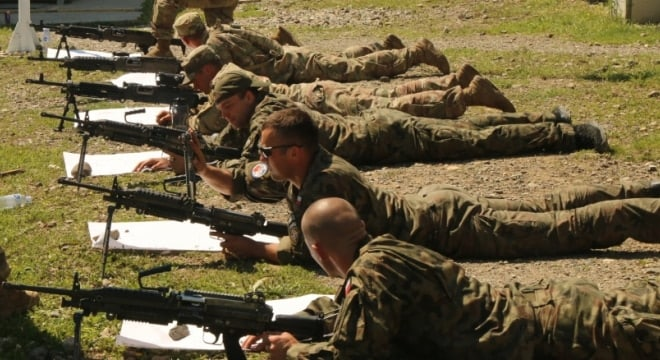 FN America has won a $7 million contract to provide the U.S. Army and Marines with replacement machine gun barrels. The branches currently issue variants of the FN-made M240 and M249, among others. (Photo: DoD)