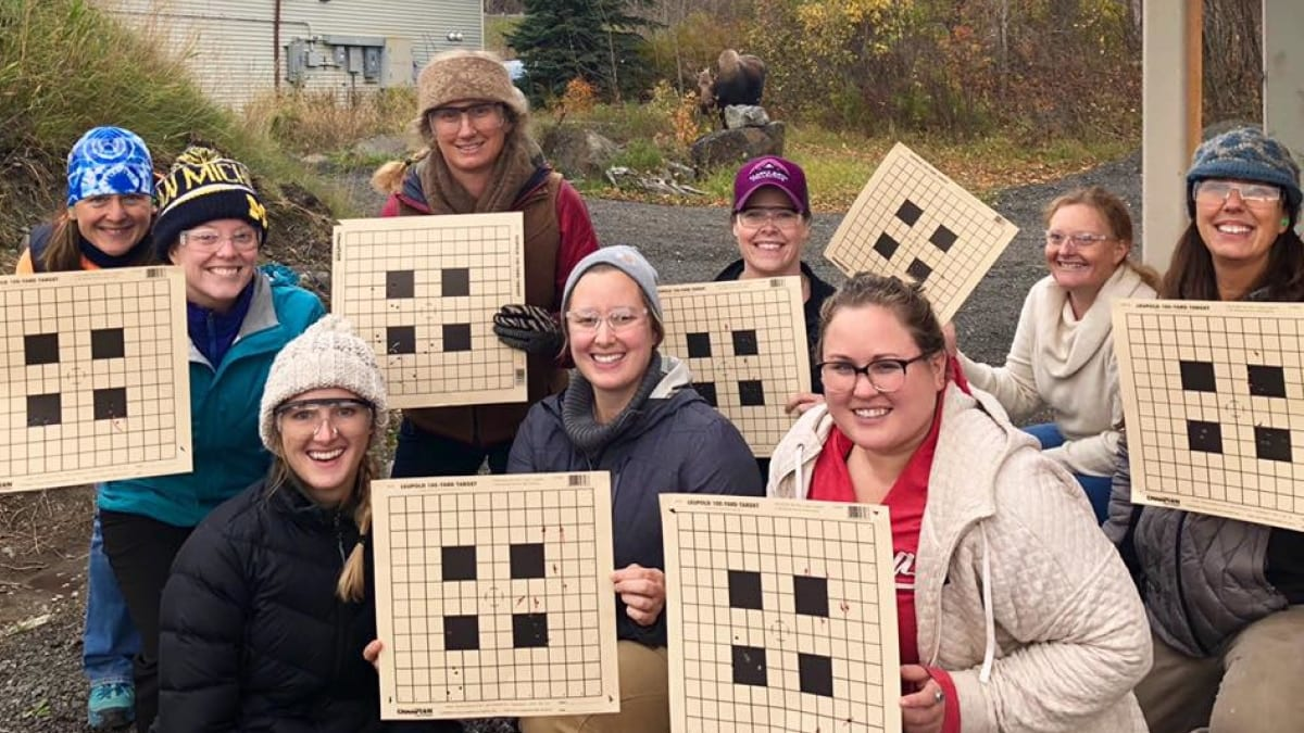 Growing ranks of women hunters leads to all-female hunters ed classes