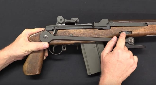 An M14 fit for a guerilla and set to full rock-and-roll (VIDEOS)