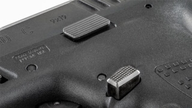 Extended Mag Release for CZ P10c hits Apex line-up