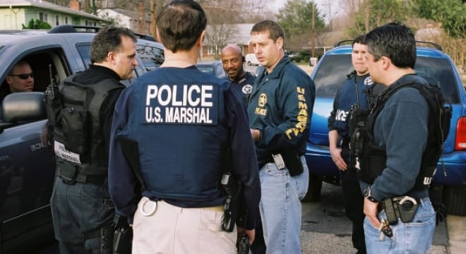 Audit of Marshals service shows missing weapons, untracked ammo