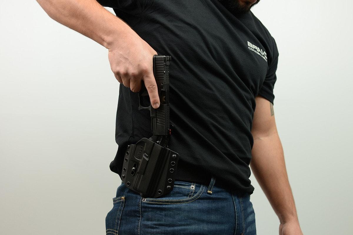 BCA 3.0 OWB Gun Holster