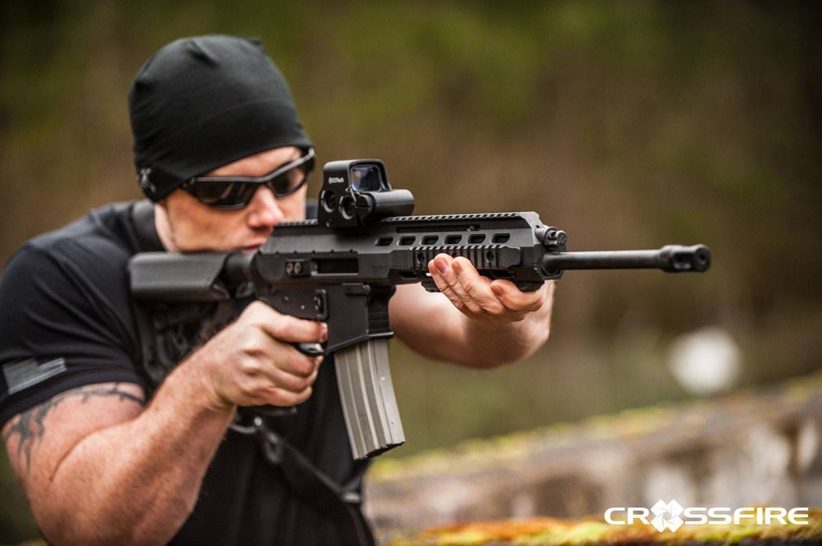 Faxon Firearms brings creativity and dramatic flare to