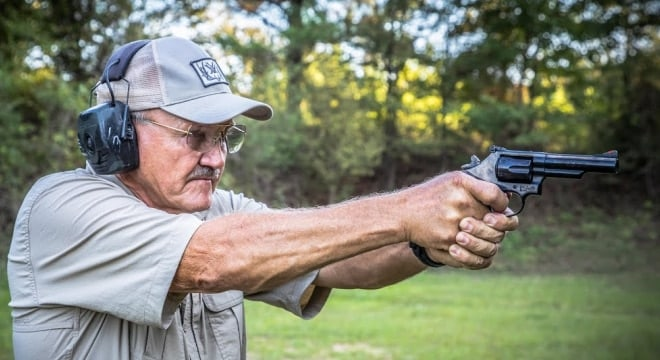 Giving the reintroduced S&W Model 19 K-frame a work out (VIDEO)
