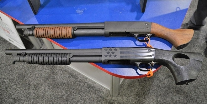 Ithaca Shows Off New Stakeout Ii In 12 20 Gauge Photos