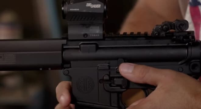 More on Sig Sauer's new M400 Tread 'premium entry-level rifle' (VIDEOS)