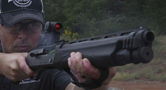 Remington debuts new V3 Tac-13 semi-auto 12 gauge firearm