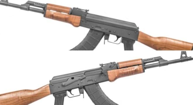 Century Arms announces new 'heavy duty' VSKA AK rifle