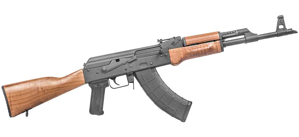 VSKA= Vermont Stamped Kalashnikov (Photos: Century)