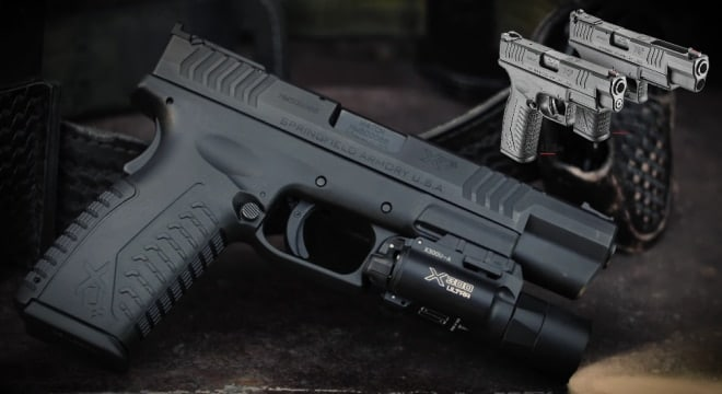 Springfield debuts 2 new XDM models in 10mm (VIDEOS)