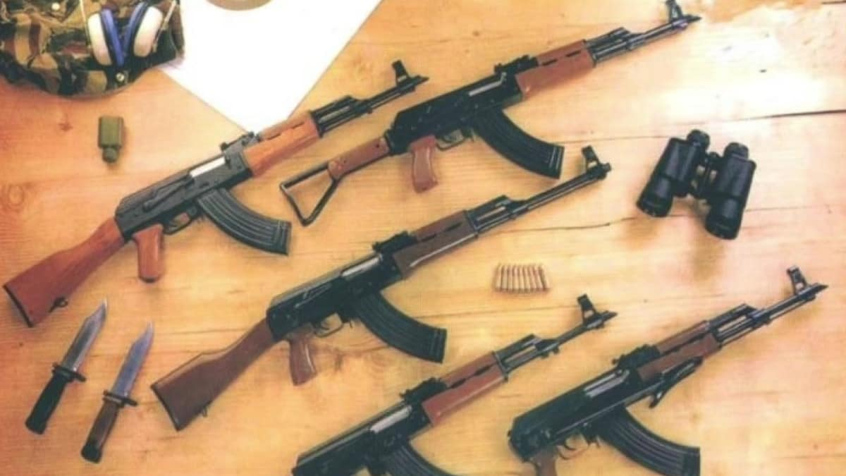 Good old days: A look at the Chinese pre-ban AKs (VIDEO)