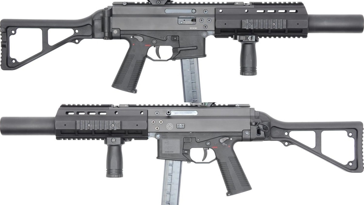 B&T wins police contract for integrally suppressed 9mm carbines (PHOTOS)