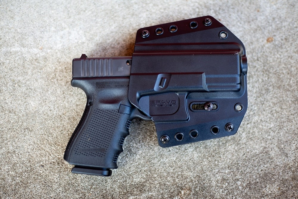 Getting cozy with the Bravo Concealment BCA 3 0 OWB holster