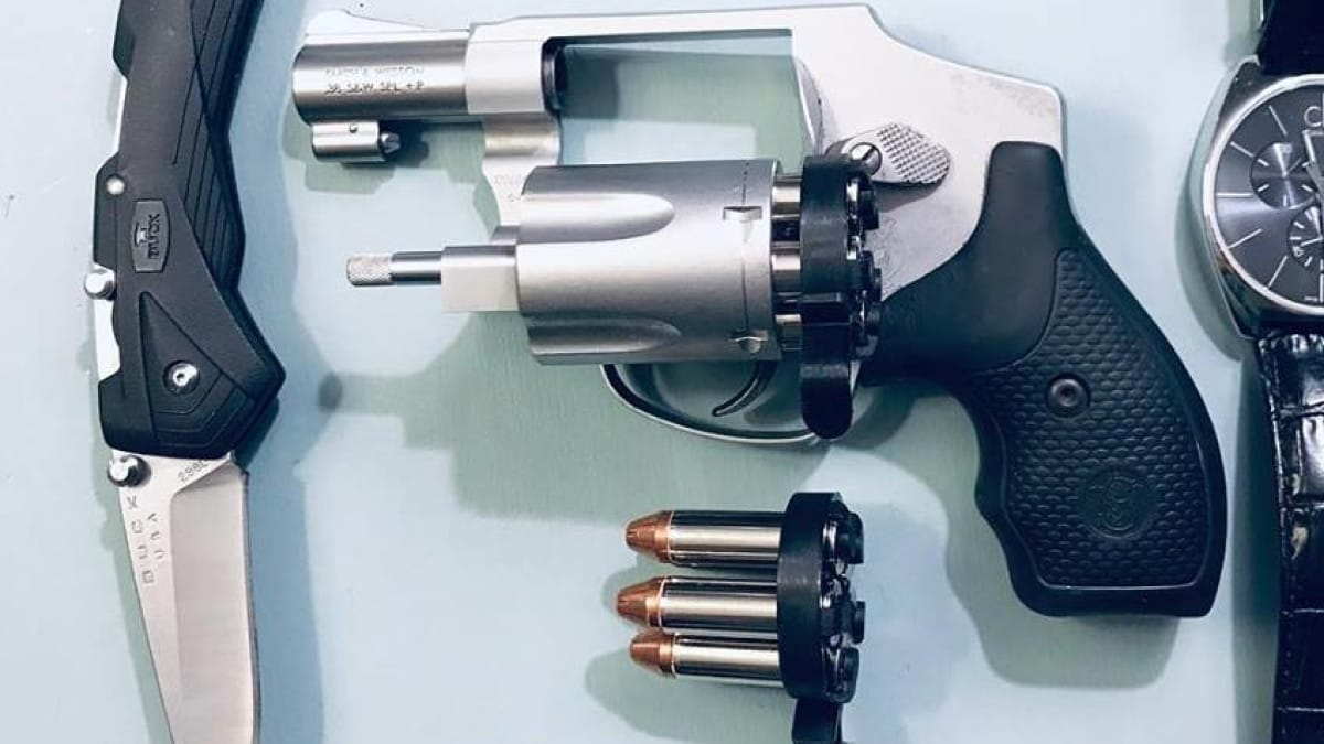 CK Tactical introduces new Ripcord speedloader for wheelguns (VIDEOS)